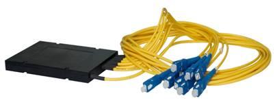 Pigtail cassette PLC Splitter module