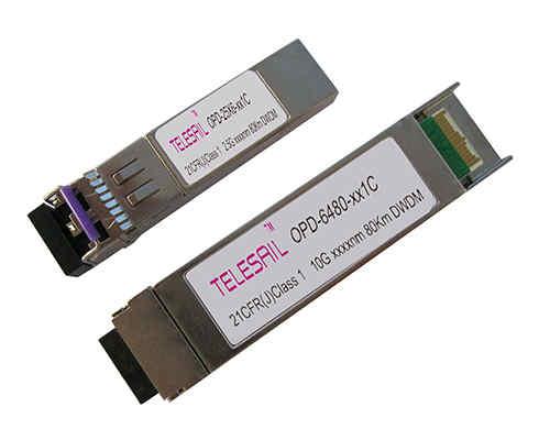 2.5G/10G DWDM SFP Optical transceiver