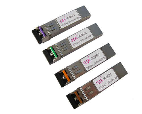 2.5G Multi-rate CWDM SFP