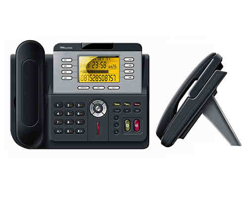 Enterprise HD IP Phone TS330 with 3 SIP headset POE VPN handsfree